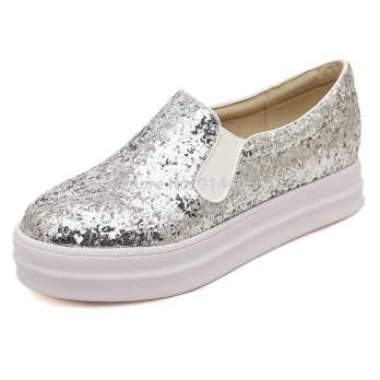 2015-Summer-Style-Women-s-Silver-Sequined-Cloth-Platform-Sneakers-Shoes-New-Fashion-Star-Glitter-Elastic