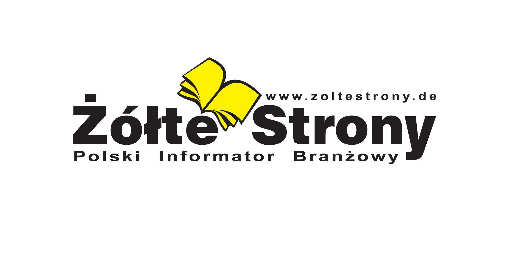 zolte-strony-logo